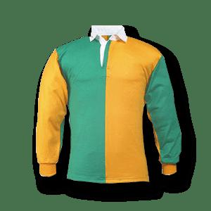 Rugbyshirt Halven