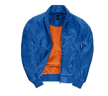Royal Blue/ Neon Orange