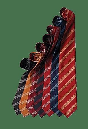 PB62 Stropdas Four Stripe