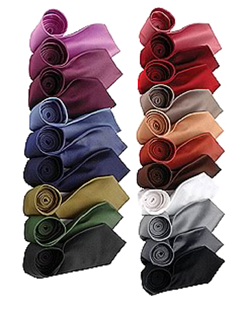 PB65 Stropdas Colours Fashion