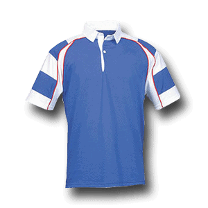 Rugbyshirt Premier hooped sleeve