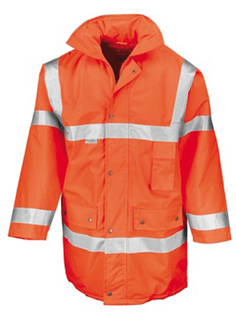 Result R018X Safety Jacket