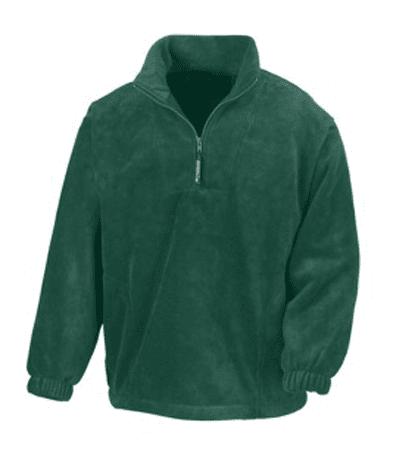 Result R033X Active Heren Fleece Top