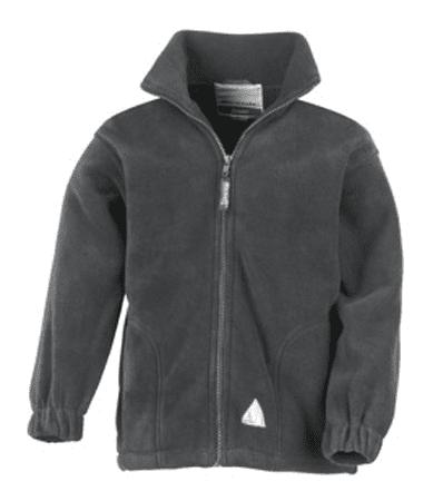 Result R036J-Y Junior And Youth Active Heren Fleece Jacket