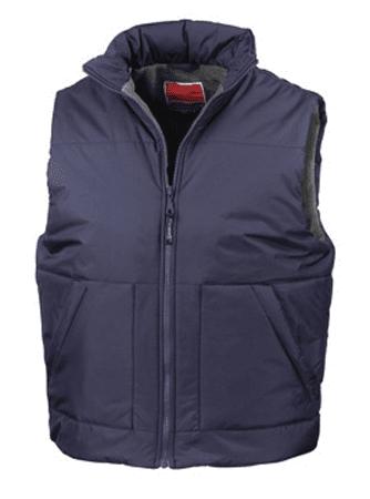 Result R044X Fleece Lined Bodywarmer
