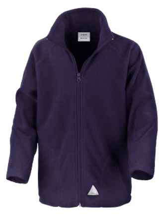 Result R114J-Y Junior And Youth Micron Fleece