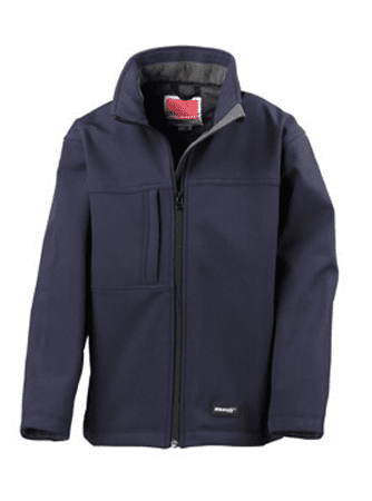 Result R121J-Y Junior & Youth Classic Soft Shell Jacket