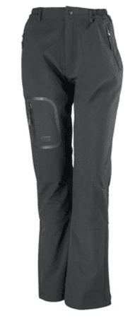 Result R132F Tech Performance Soft Shell Trousers