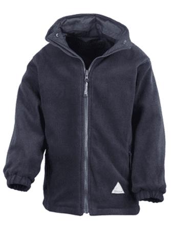 Result R160J-Y Junior & Youth Reversible StormDri 4000 Fleece Jacket