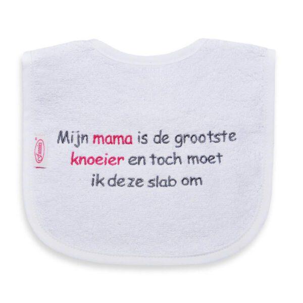 Mama knoeier